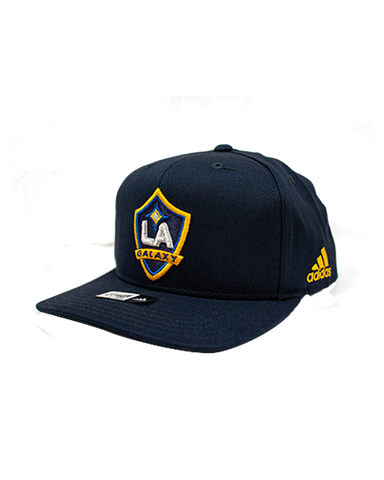 LA Galaxy Youth Team Solid Snapback