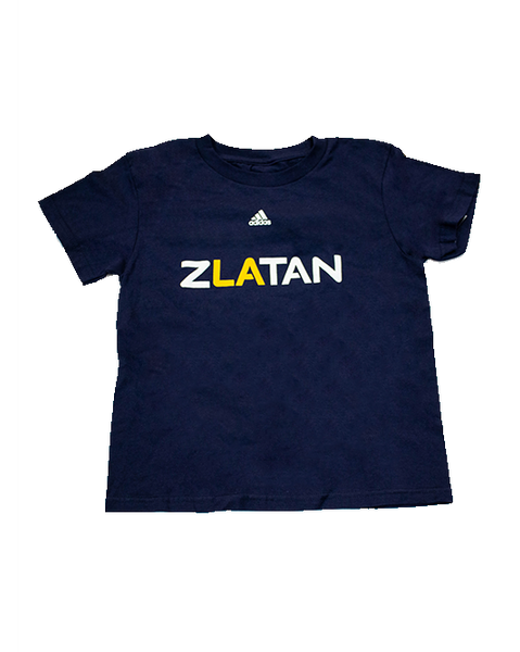 LA Galaxy Zlatan Ibrahimoviۈ Youth Player T-Shirt