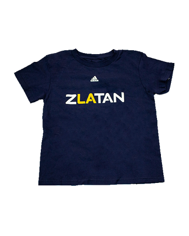 LA Galaxy Zlatan Ibrahimović Youth Player T-Shirt