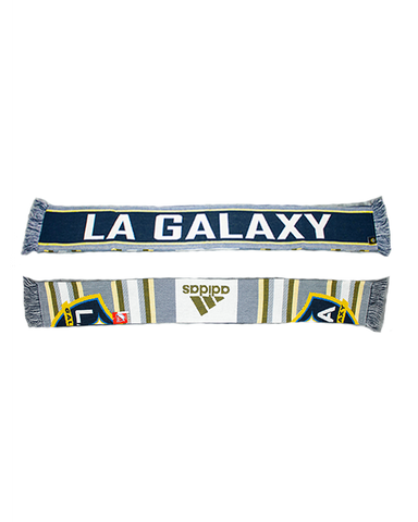 LA Galaxy Throw Rug Jacquered Scarf