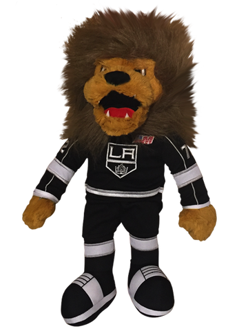 "Los Angeles Kings Bailey Plush 14"" Mascot Growler"