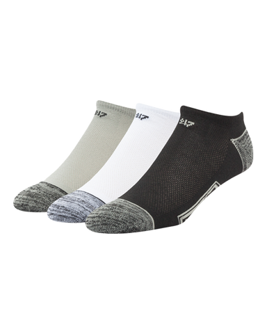LA Kings Blade No Show Socks - 3 pack
