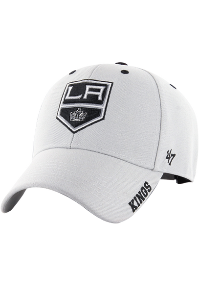 LA Kings Defrost MVP Adjustable Cap - Grey