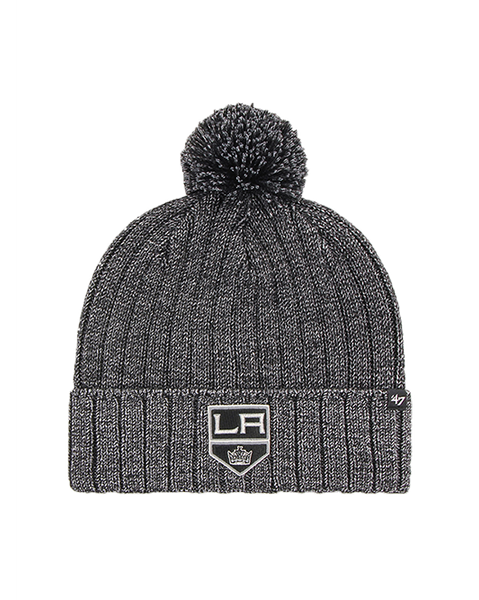 LA Kings Ganley Cuff Knit Hat - Grey