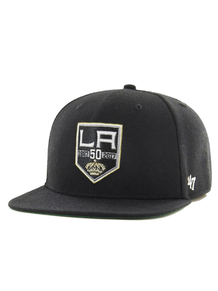 Los Angeles Kings 50th Anniversary Hole Shot Pro Fit Cap