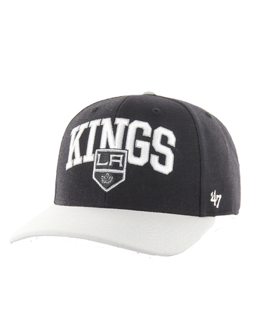cf38e2a47eb LA Kings McCaw MVP Adjustable Cap