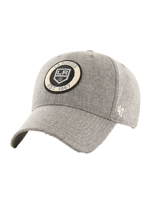 LA Kings Nilsson MVP Adjustable Cap - Grey