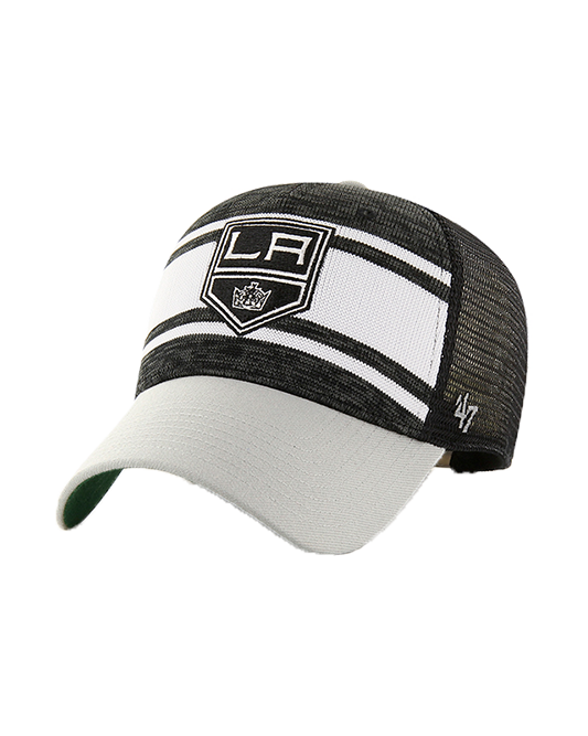 LA Kings Power Play MVP Adjustable Cap - Black/White