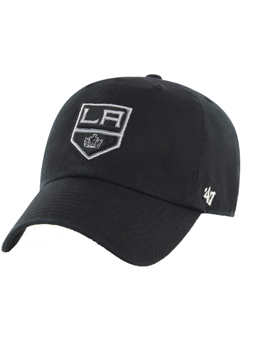 LA Kings Primary Clean Up Cap - Black