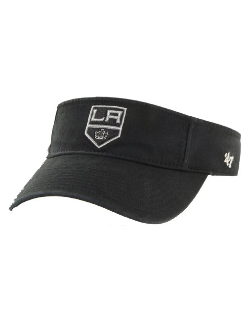 LA Kings Clean Up Visor - Black