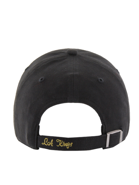 Los Angeles Kings 50th Anniversary Sparkle Clean Up Adjustable Cap