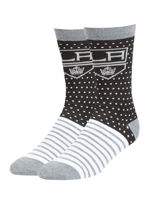 LA Kings Willard Flat Knit Socks