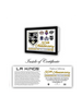 LA Kings 50th Anniversary Two Tone Mint Coin Set Frame