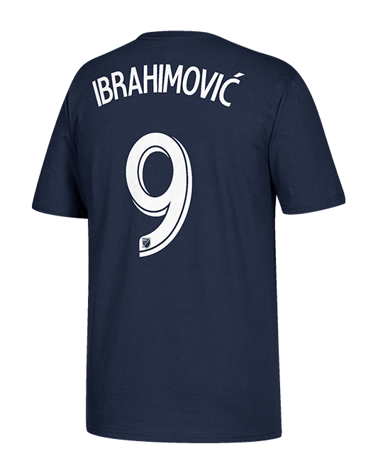 LA Galaxy Zlatan Ibrahimović Secondary Player T-Shirt