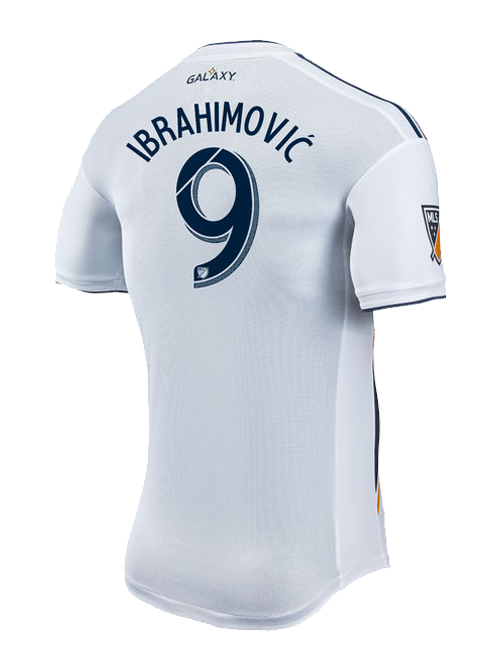 super popular 6db29 d13ee LA Galaxy Zlatan Ibrahimović Primary Authentic Jersey