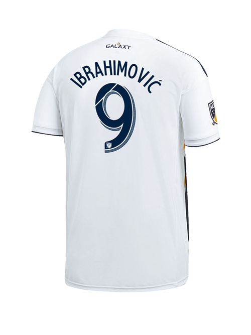 sneakers for cheap 2c276 3a834 LA Galaxy Zlatan Ibrahimović Youth Primary Replica Jersey