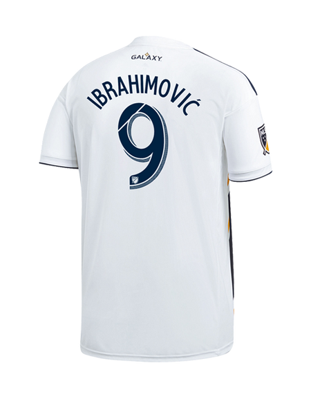 LA Galaxy Zlatan Ibrahimović Youth Primary Replica Jersey 44bcbd681