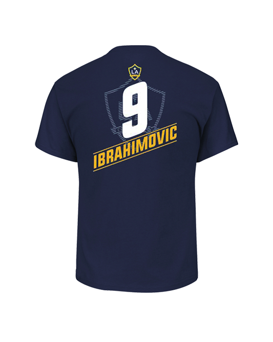 factory price 2e246 6f125 LA Galaxy Zlatan Ibrahimović Youth Player T-shirt