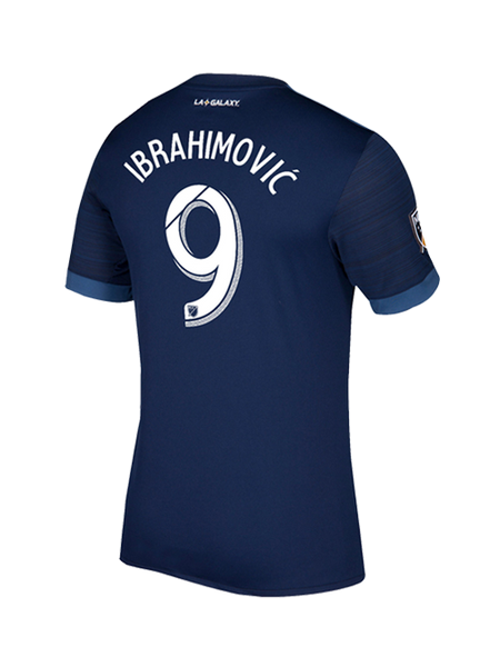 LA Galaxy Zlatan Ibrahimović Youth Secondary Replica Jersey
