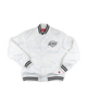 LA Kings Mens Chevy Logo Fullerton Jacket - White