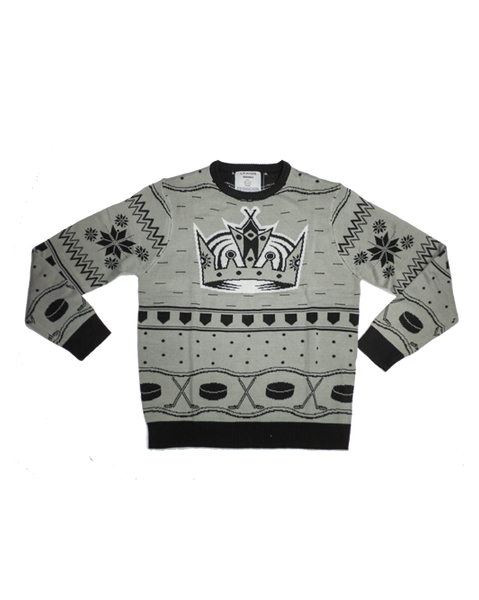 LA Kings Holiday Ugly Knit Sweater