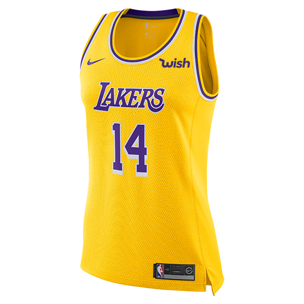 0db1eea8b61 Los Angeles Lakers Women s Brandon Ingram 2018-19 Icon Edition Swingman  Jersey