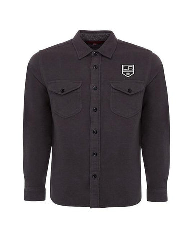LA Kings Sarge Long Sleeve Flannel