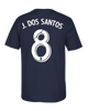 LA Galaxy Jonathan Dos Santos Road Player T-Shirt