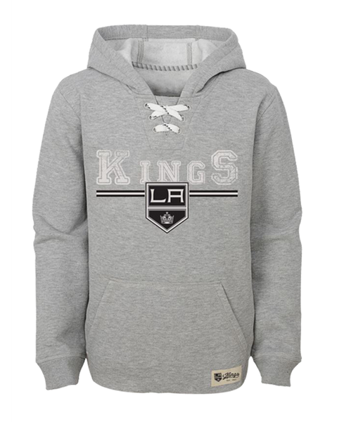 LA Kings Youth Traditional Hoodie