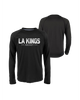 LA Kings Youth Glacial Performance Long Sleeve T-Shirt