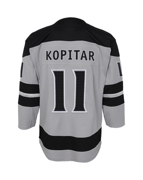 LA Kings Youth Premier Anze Kopitar Alternate Jersey