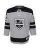 LA Kings Kids Replica Jonathan Quick Alternate Jersey