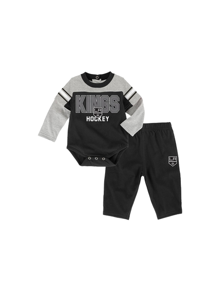 LA Kings Infant Newborn Post Game Twofer Pants Set 6495d9458d4