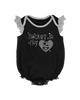 LA Kings Infant Girls Team Player 2Pk Creeper Set