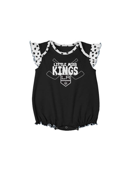 LA Kings Infant Hockey Hearts 2 Piece Creeper Set