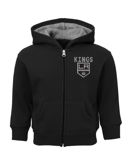 LA Kings Toddler Pledge Full Zip Hoodie
