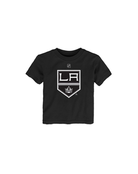 LA Kings Kids Shield Logo Short Sleeve T-Shirt