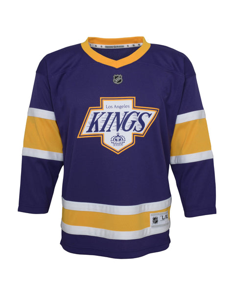 LA Kings Toddler Special Edition Replica Jersey