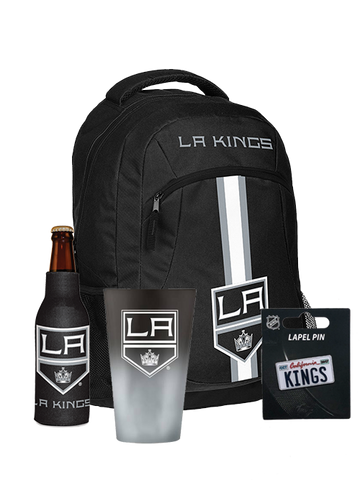 LA Kings Have It All Holiday Bundle
