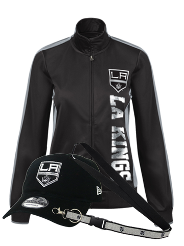 LA Kings Women's Team Spirit Holiday Bundle