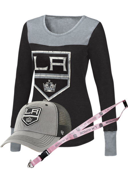 LA Kings Women's Ice Holiday Bundle