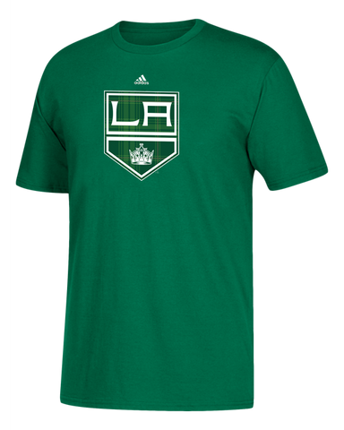 LA KINGS AUTHENTIC ST. PATRICK'S DAY T-SHIRT