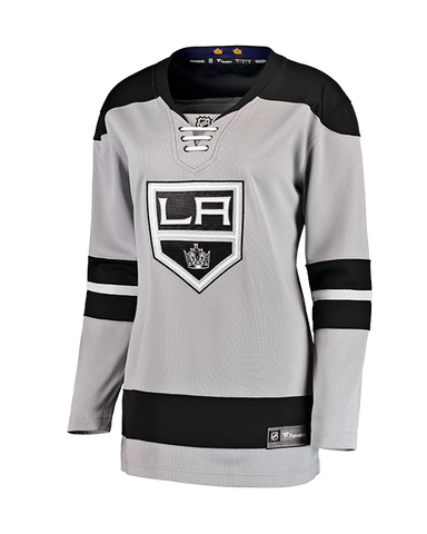 LA Kings Women's Breakaway Alternate Replica Jersey