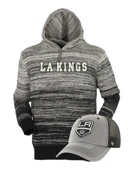 LA Kings Men's Warm Up Holiday Bundle