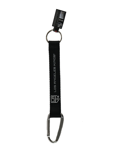 Los Angeles Kings Carabiner Lanyard Keychain
