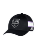 LA Kings Hockey Fights Cancer Structured Flex Fit Cap