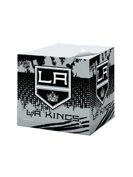 Los Angeles Kings Sticky Note Cube