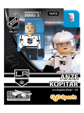 Los Angeles Kings Anze Kopitar Road OYO Figurine