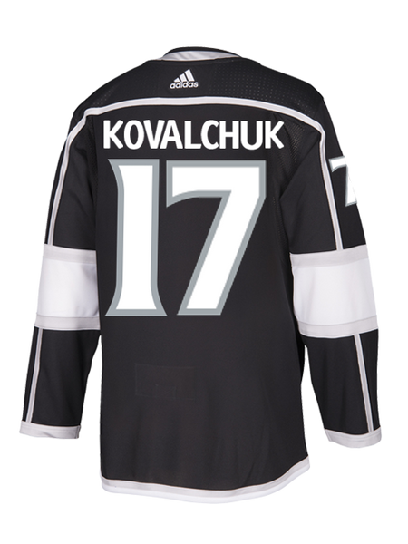 Los Angeles Kings Ilya Kovalchuk Authentic Pro Home Jersey