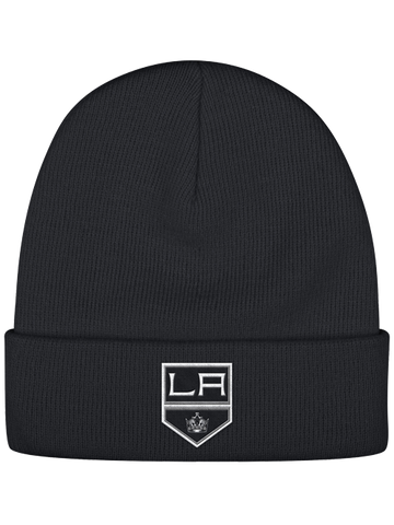 Los Angeles Kings Basic Shield Cuffed Beanie